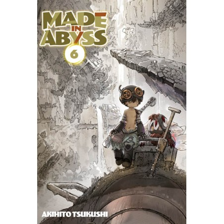 MADE IN ABYSS tom 6