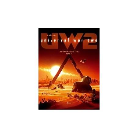 UNIVERSAL WAR 2 Wydanie zbiorcze tom 1