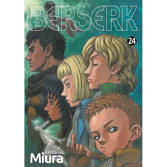 BERSERK tom 24