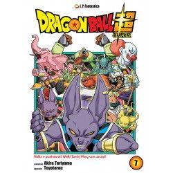 DRAGON BALL SUPER tom 7