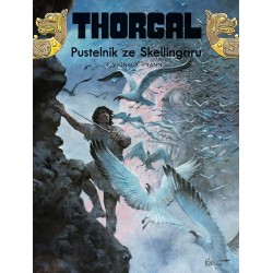 THORGAL tom 37 Pustelnik ze...