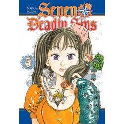 SEVEN DEADLY SINS tom 5