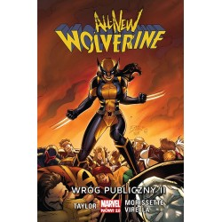 ALL-NEW WOLVERINE tom 3...