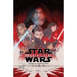 STAR WARS FILM Ostatni Jedi