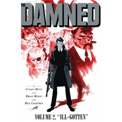 THE DAMNED tom 2 ILL-GOTTEN
