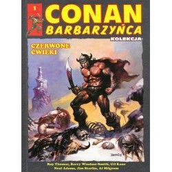 CONAN BARBARZYŃCA tom 1...