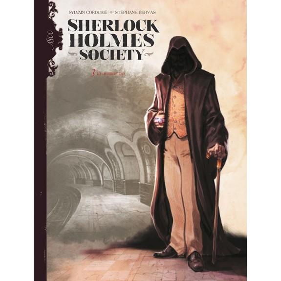 SHERLOCK HOLMES SOCIETY tom 3 In nomine Dei
