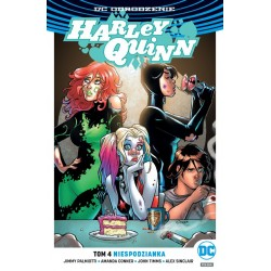 DC ODRODZENIE HARLEY QUINN...