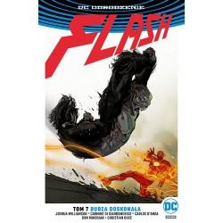 DC ODRODZENIE FLASH tom 7...