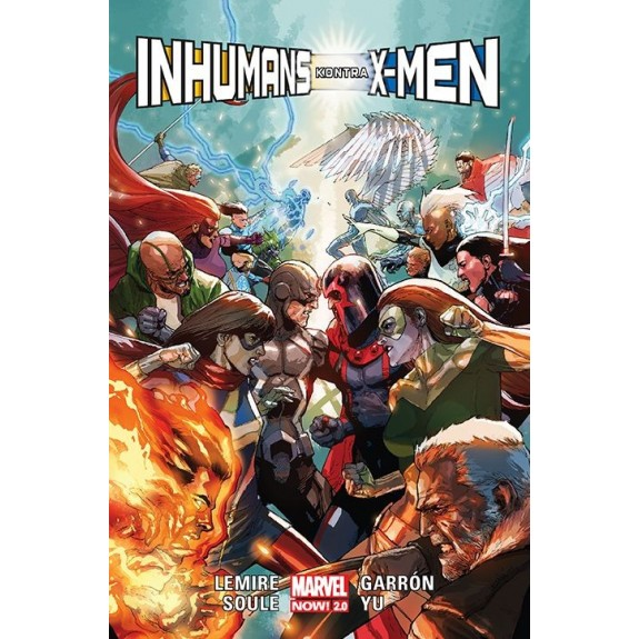 INHUMANS KONTRA X-MEN 2.0
