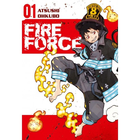 FIRE FORCE tom 1