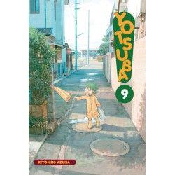 YOTSUBA tom 9