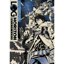 LOG HORIZON Light novel tom 7