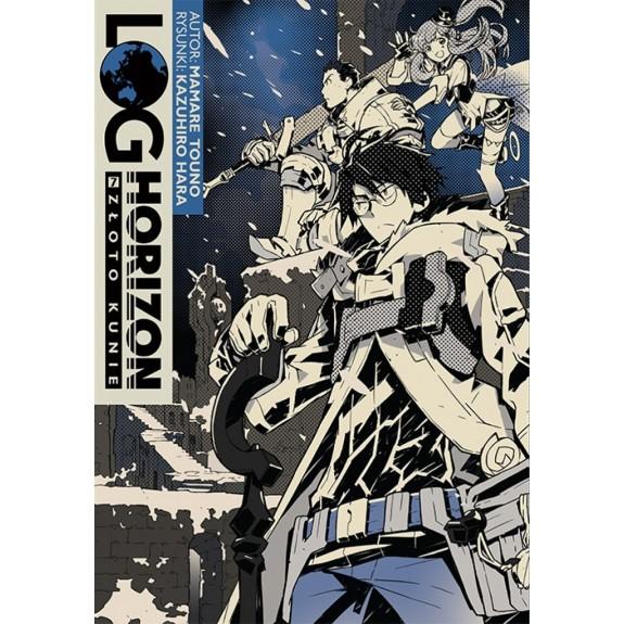 LOG HORIZON Light novel tom 7