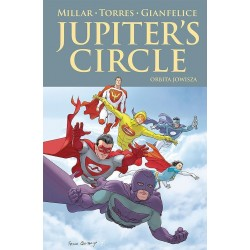 JUPITER'S CIRCLE Orbita...