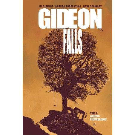 GIDEON FALLS tom 2 Grzechy pierworodne
