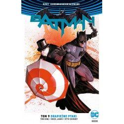 DC ODRODZENIE BATMAN tom 9...