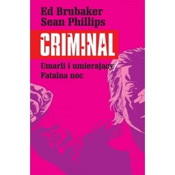CRIMINAL tom 2 Umarli i...