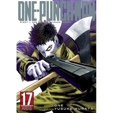 ONE-PUNCH MAN tom 17