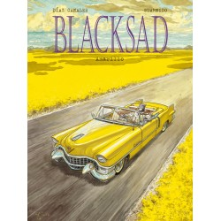 BLACKSAD tom 5 Amarillo