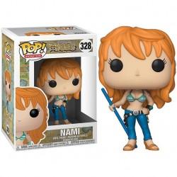 POP figure One Piece Nami