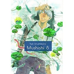 MUSHISHI tom 8