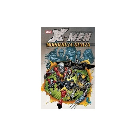 X-MEN Mordercza geneza