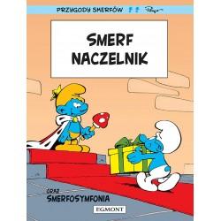 SMERFY tom 2 Smerf Naczelnik