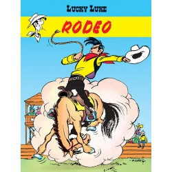 LUCKY LUKE tom 2 Rodeo