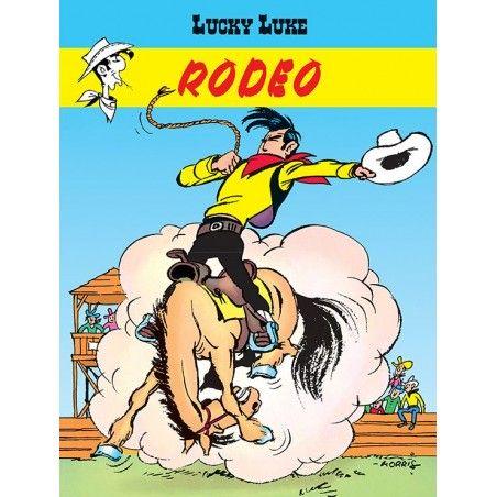 LUCKY LUKE tom 2 Rodeo