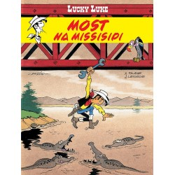 LUCKY LUKE tom 63 Most na...