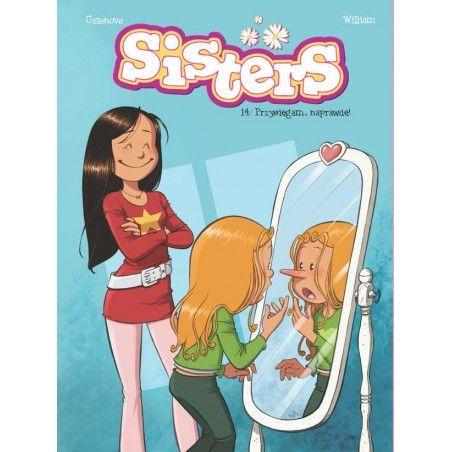 SISTERS tom 14 Przysięgam, naprawdę