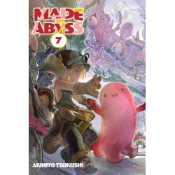 MADE IN ABYSS tom 7
