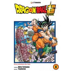 DRAGON BALL SUPER tom 8