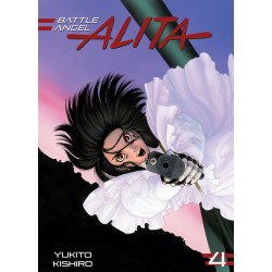 BATTLE ANGEL ALITA tom 4...