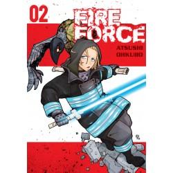 FIRE FORCE tom 2
