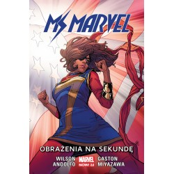 MS MARVEL tom 7 Obrażenia...