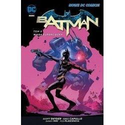 BATMAN tom 8 Waga superciężka