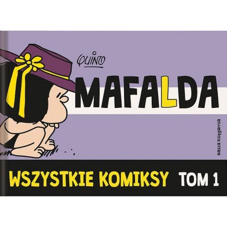 MAFALDA tom 1 Wszystkie komiksy