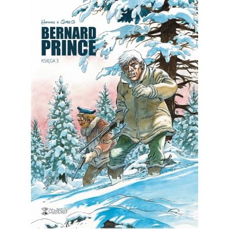 BERNARD PRINCE tom 3 Wydanie zbiorcze