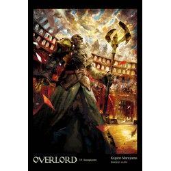 OVERLORD Light novel tom 10