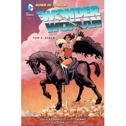 WONDER WOMAN tom 5