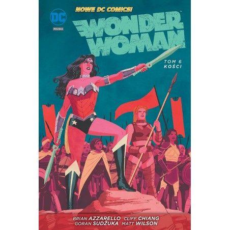 WONDER WOMAN tom 6