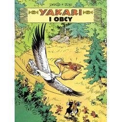 YAKARI tom 7 Yakari i obcy