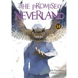 THE PROMISED NEVERLAND tom 14