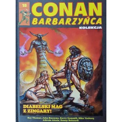 CONAN BARBARZYŃCA tom 18...