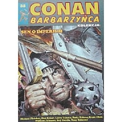 CONAN BARBARZYŃCA tom 35...
