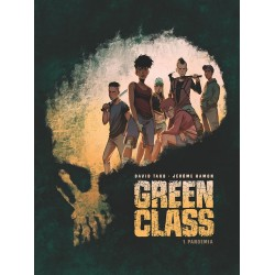 GREEN CLASS tom 1 Pandemia