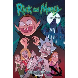 RICK I MORTY tom 8