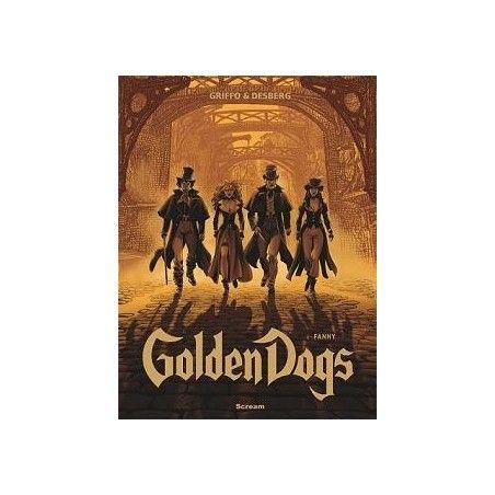 GOLDEN DOGS tom 1 Fanny